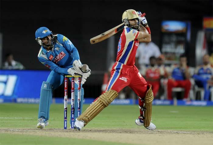 Bangalore beat Pune to garner first away win in IPL 6