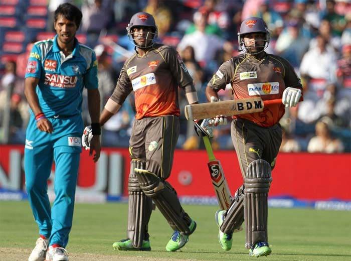 Amit Mishra's hat-trick stuns Pune Warriors