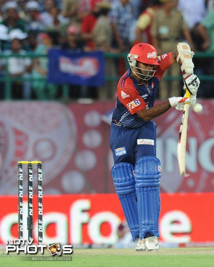 IPL 5: Delhi knocks Punjab out of contention