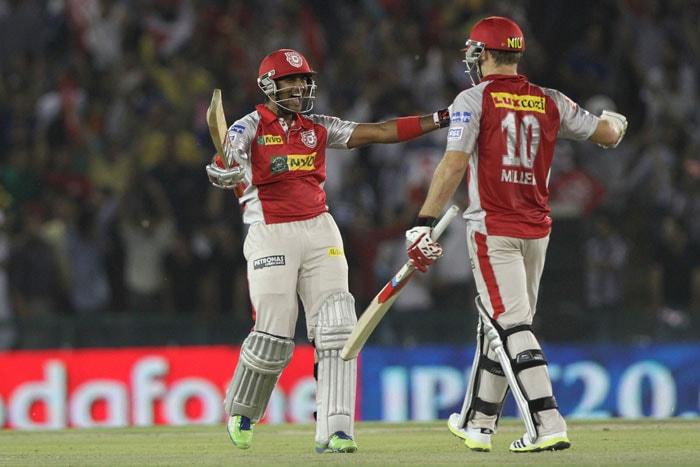 Kohli's drop proves crucial as Miller scripts an unlikey win over RCB