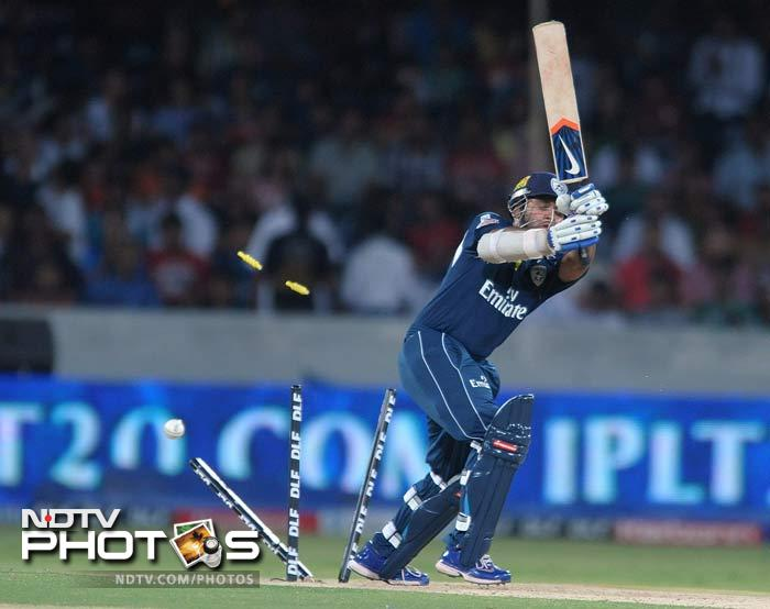 IPL 2012: Punjab down Deccan, stake claim to be in play-offs