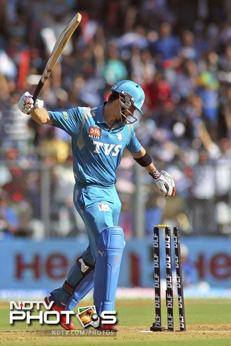 IPL 2012: Pune upset Mumbai by 28 runs