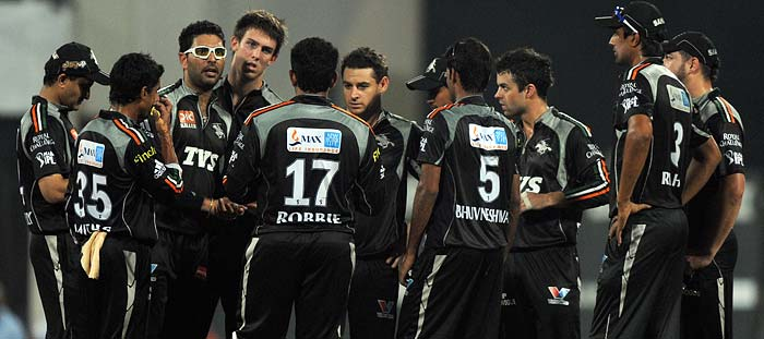 IPL 4: Pune Warriors vs Deccan Chargers