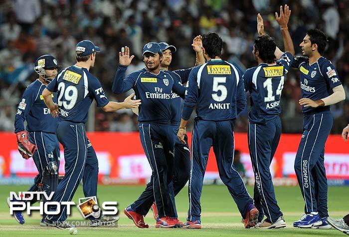 IPL5: Deccan finally win, beat Pune by 18 runs