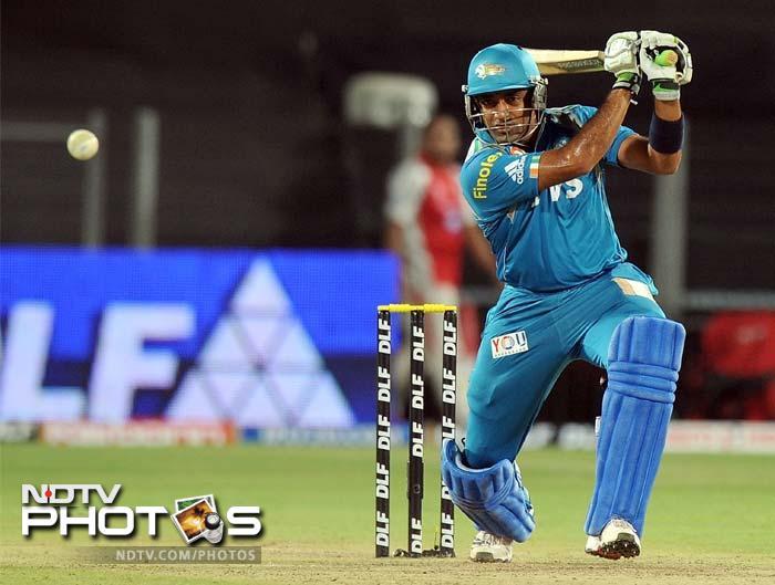 IPL 5: Pune ease to 22-run win over Punjab