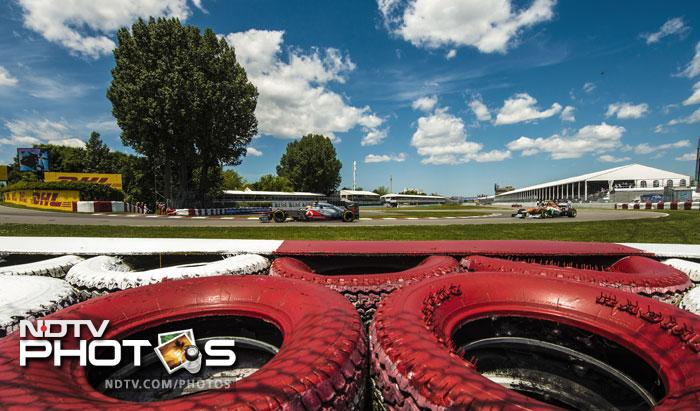 Canadian Grand Prix: Qualifying