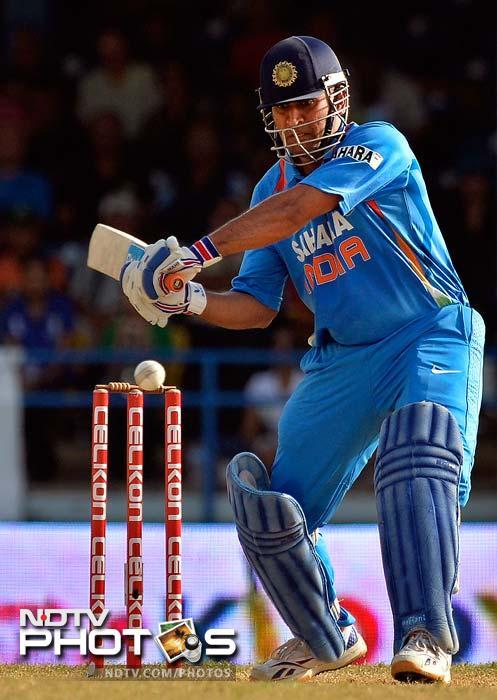 Mahendra Singh Dhoni on Sachin Tendulkar