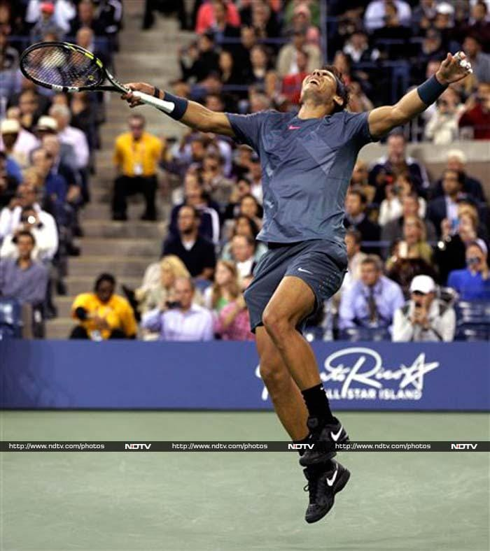 US Open: Rafael Nadal outlasts Novak Djokovic to win title