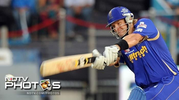 IPL 5: Rajasthan dismiss Pune by 7 wickets
