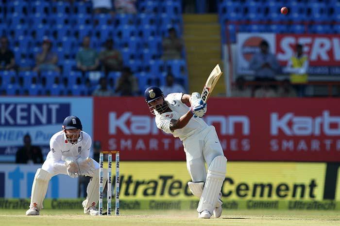 1st Test: Murali Vijay, Cheteshwar Pujara Lead India