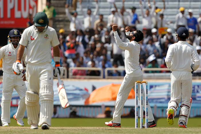 Ranchi Test, Day 2: India Strong In Reply To Australia's Total