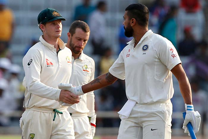 Ranchi Test, Day 2: India Strong In Reply To Australia