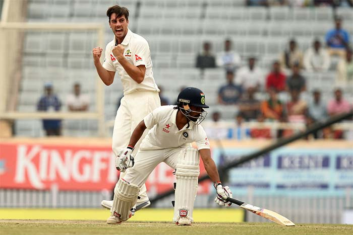 Ranchi Test, Day 4: Pujara, Saha Put India In Command