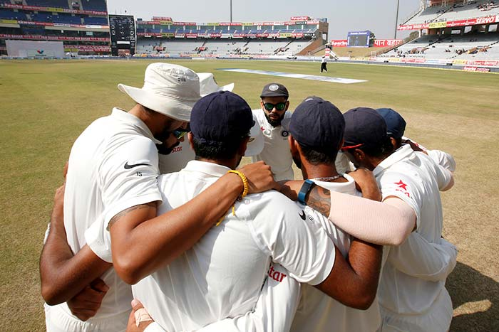 Ranchi Test, Day 5: Marsh, Handscomb Help Visitors Salvage Draw