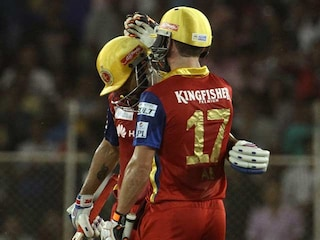 IPL 2015: Bangalore Thump Table-Toppers Rajasthan