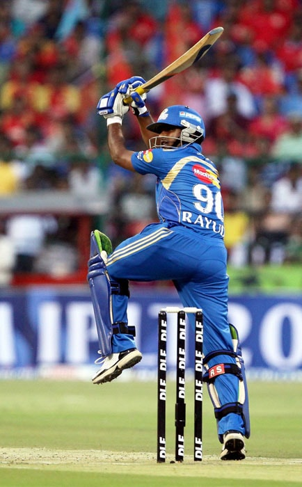IPL 3: Bangalore vs Mumbai