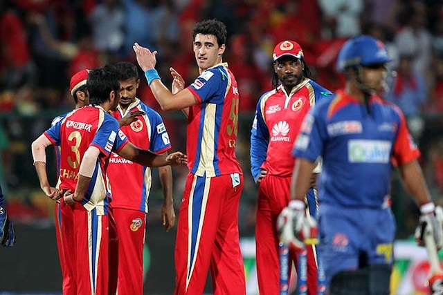 IPL 7: Bangalore Stay in Playoffs Contention With Win Over Delhi, Yuvraj Shines Again