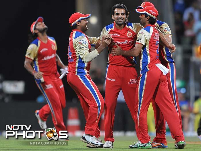 IPL 2012: The Challengers from Bangalore