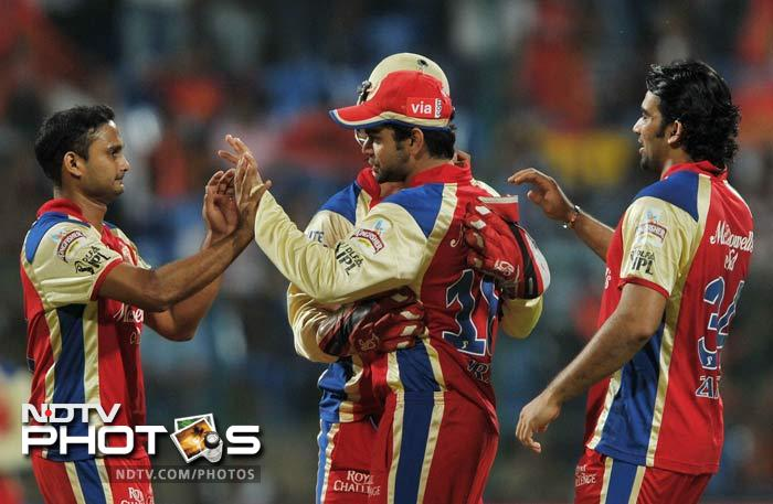 IPL 5: Bangalore deny Deccan by 5 wickets