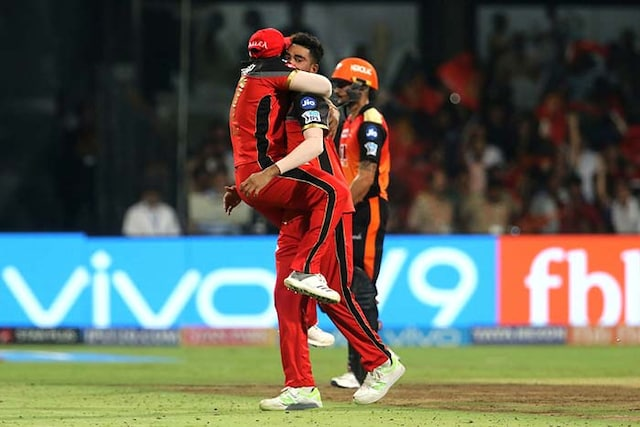 IPL 2018: Royal Challengers Bangalore Live To Fight Another Day
