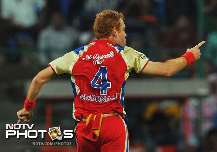 IPL 5: Punjab edge out Bangalore in a thriller