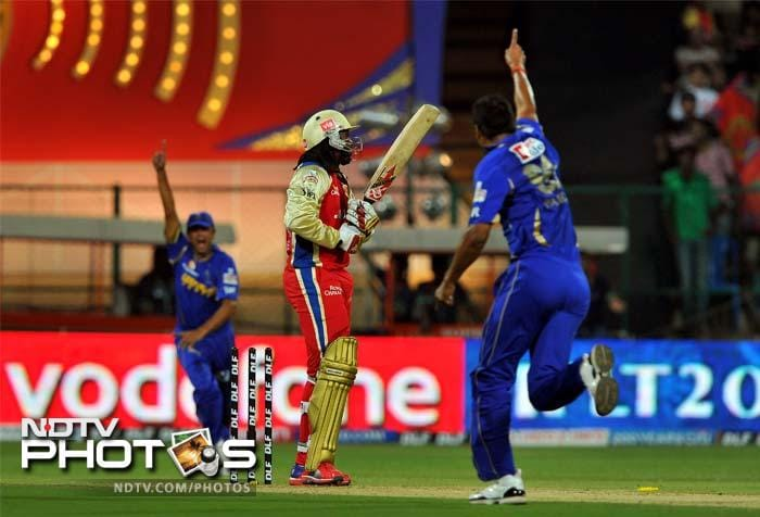 IPL 5: Centurion Rahane takes Rajasthan to big win