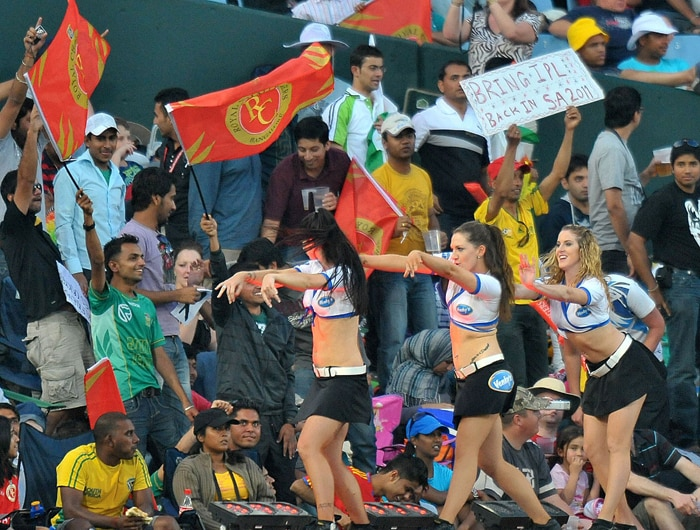 CLT20: RCB vs Guyana
