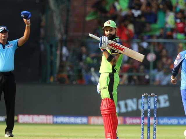 Photo : टी20 लीग : दिल्ली की तीसरी जीत, बेंगलोर की हार का सिलसिला जारी