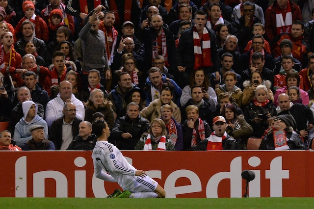Champions League: Real Madrid Sink Liverpool, Narrow Escape for Arsenal