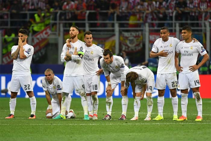 Real Madrid Overcome Atletico Madrid to Clinch 11th Champions League Crown