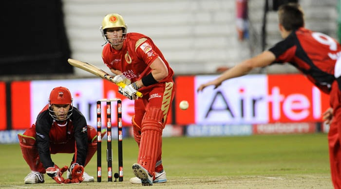 CLT20: Redbacks vs RCB