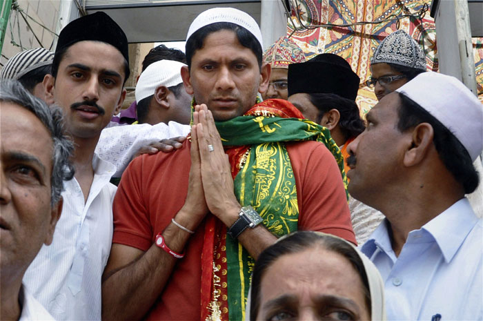 Religious side of Indian cricketers
