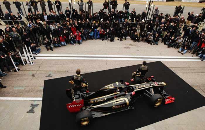 Lotus Renault GP: Missing the Kubica magic