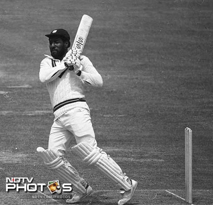 Sir Vivian Richards: A legend at 60