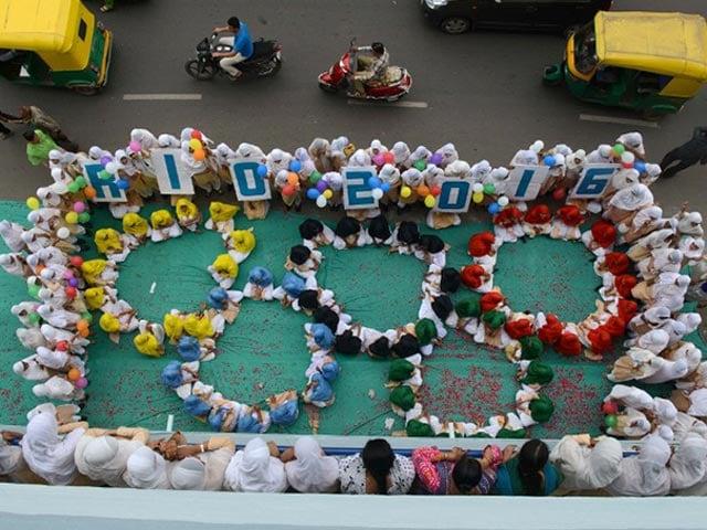 Photo : Rio Olympics: Go Team India