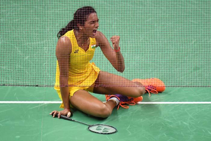 ओलिंपिक: पीवी सिंधु ने बढ़ाई मेडल की उम्मीदें...