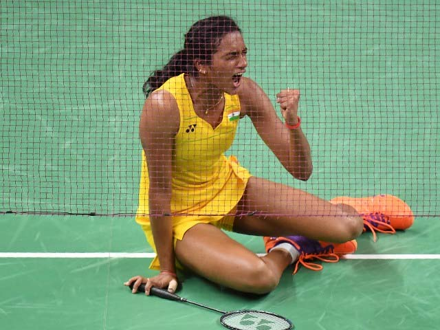 Photo : ओलिंपिक: पीवी सिंधु ने बढ़ाई मेडल की उम्मीदें...