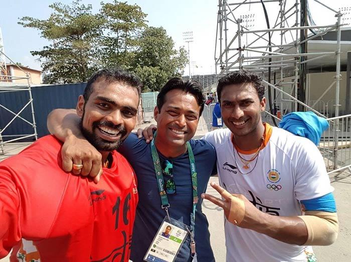 रियो ओलिंपिक 2016: चौथे दिन अतानु दास, विकास कृष्ण और पुरूष हॉकी टीम ने बचाई लाज
