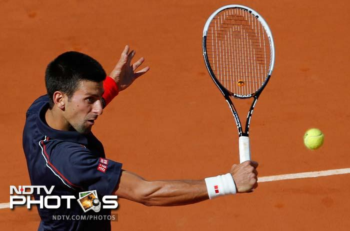 Nadal, Djokovic sweep into French Open final