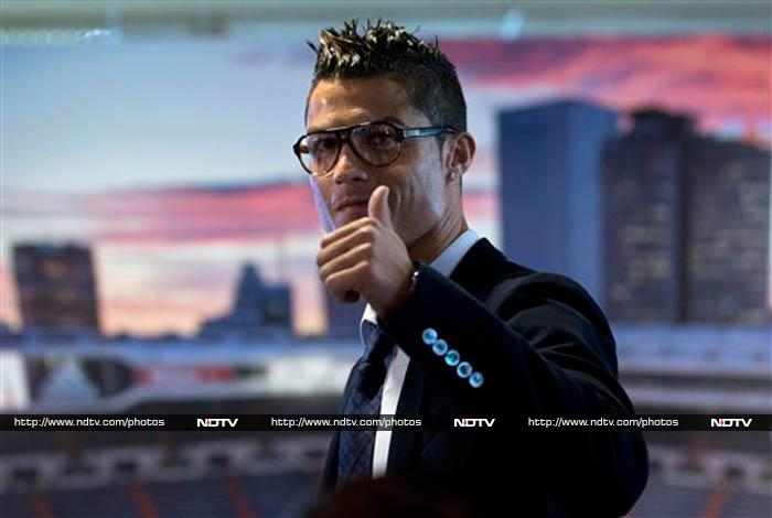 Cristiano Ronaldo- the world's richest 'geek'