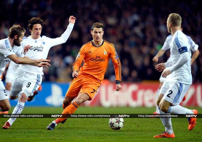 Cristiano Ronaldo breaks Champions League scoring record