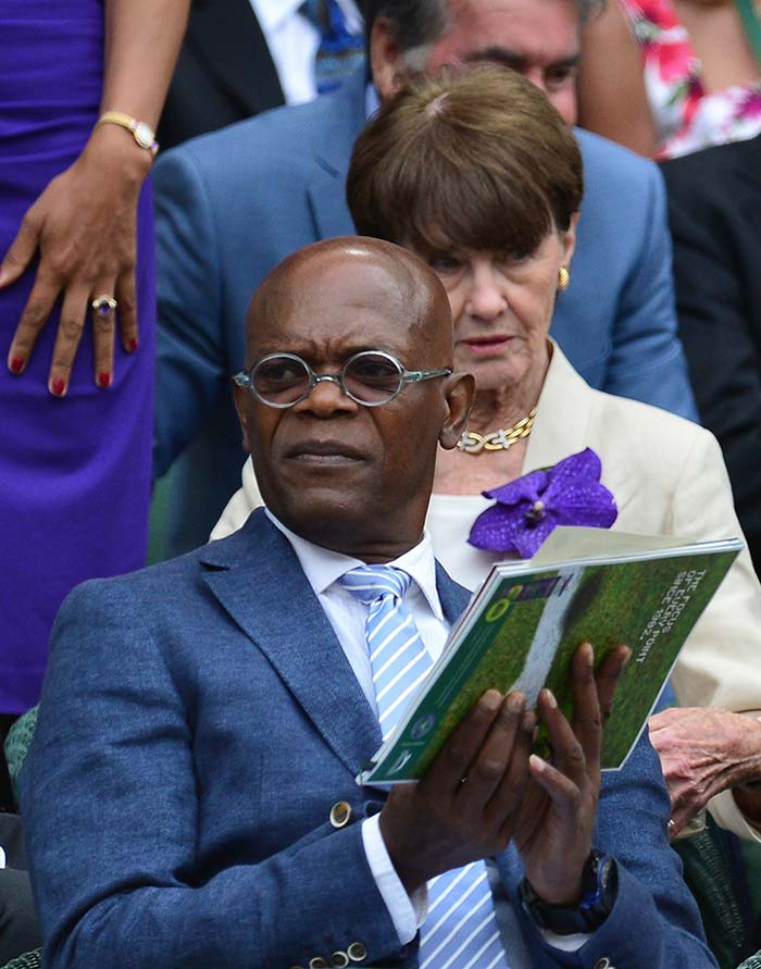 Royal Highnesses vs Celebrities: Wimbledon 2014 Final Sees Them All Around