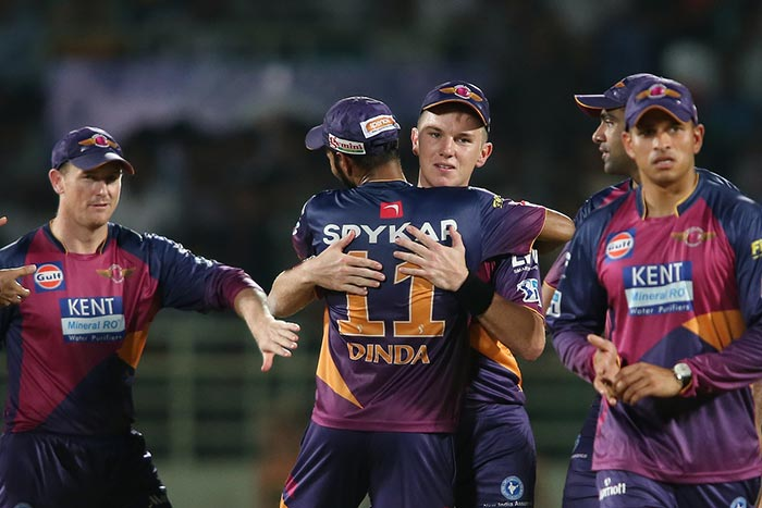 Sunrisers Hyderabad Clinch Last Ball Thriller Against Rising Pune Supergiants