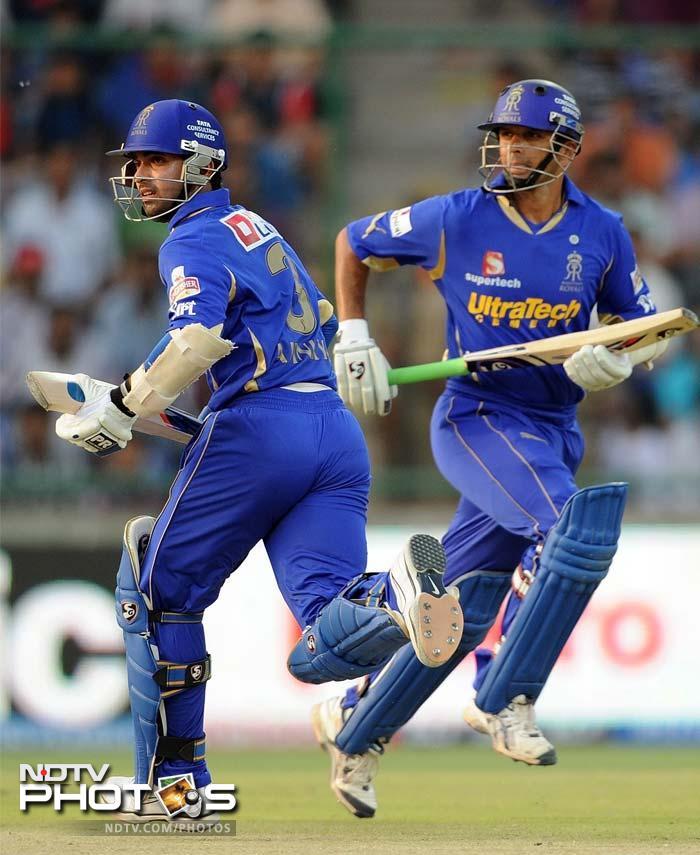IPL 5: Delhi snatch a 1-run thriller vs Rajasthan