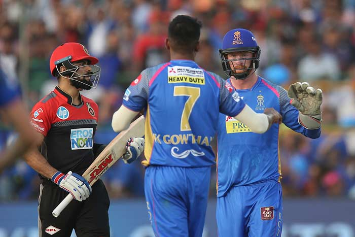 IPL 2018: Rajasthan Royals Stay Alive After Ending Royal Challengers Bangalore