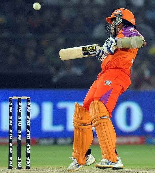 IPL4: Rajasthan Royals vs Kochi Tuskers
