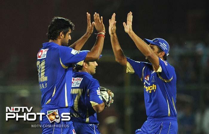 IPL 5: Late hits take Chennai to win vs Rajasthan