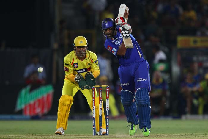 Rajasthan maintain their home record with a 5-wicket win over Chennai