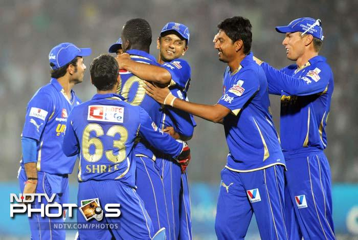 IPL 5: Rahane leads Rajasthan to a win over Punjab
