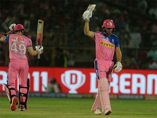 Jos Buttler Helps Rajasthan Royals Register First Win In IPL 2019